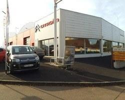 Garage Moulin - Charolles - Citroën